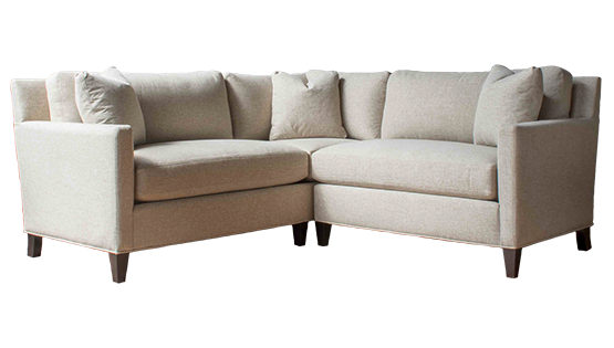 Brighton Custom Sectional  sc 1 st  Hallagan Furniture : brighton park sectional - Sectionals, Sofas & Couches