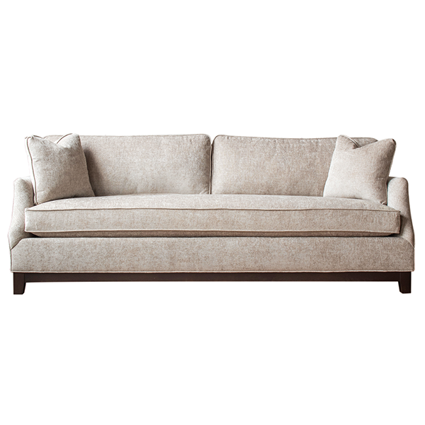 Brighton Sofa with Urban Scoop Arms
