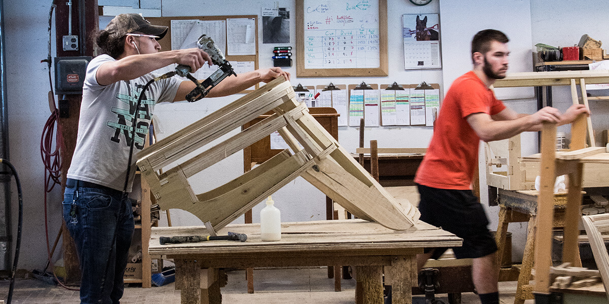 ... Honed Their Skills And The Tools Of Their Trade To Ensure Every Piece  Of Furniture That Finds Its Way Into A Customeru0027s Home Is Their Ideal  Solution.